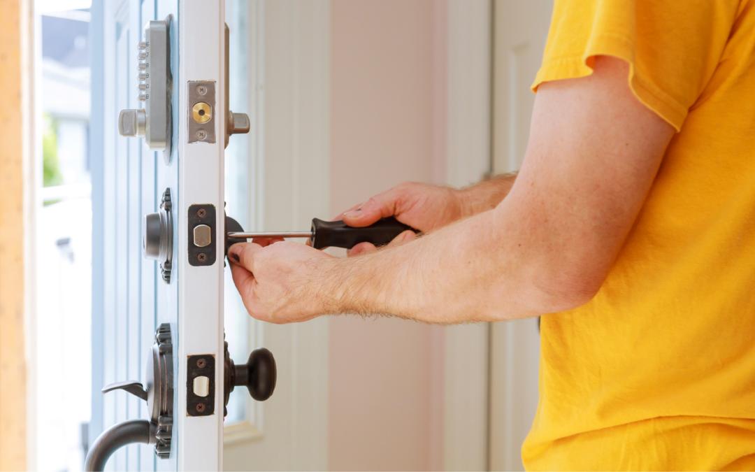 4 Door Locksmith Services We Offer